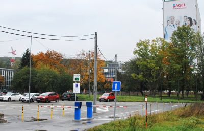 Nemocnica v Košiciach-Šaci rozšírila parkovacie kapacity pre pacientov