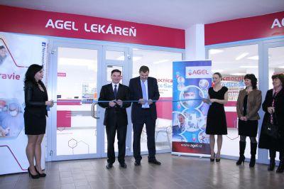 Nemocnica Košice-Šaca otvorila úplne novú AGEL LEKÁREŇ