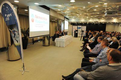 Košice navštívilo takmer 200 odborníkov v rámci Seminára športovej medicíny