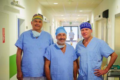 V Nemocnici Košice-Šaca pomohla bariatria prvým dvom extrémne obéznym pacientom