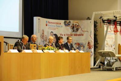 V Košiciach sa stretli odborníci na liečbu ochorení chrbtice