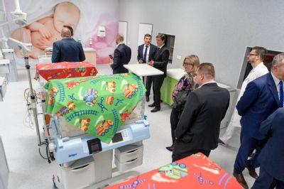 43da8a56b Nemocnica Košice-Šaca kompletne zrekonštruovala pôrodnicu a oddelenie  šestonedelia