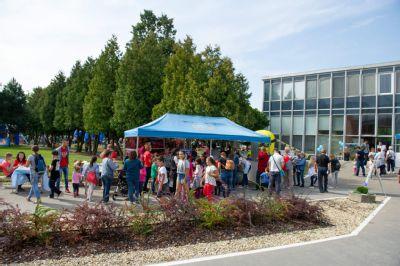 Deň otvorených dverí prilákal do nemocnice v Šaci 700 návštevníkov