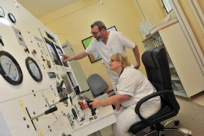 V hyperbarickej komore sa liečia poruchy sluchu, ale aj otravy oxidom uhoľnatým