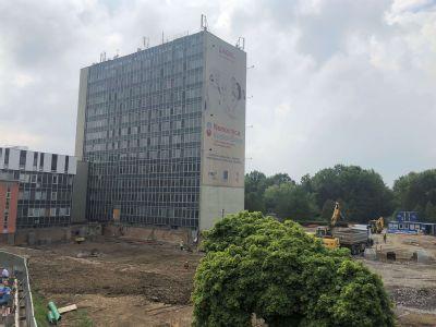 Nemocnica Košice-Šaca pokračuje vo výstavbe nového urgentného príjmu